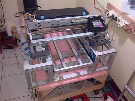 Printer Dtg Epson A3 how to make dtg printer a3 doovi