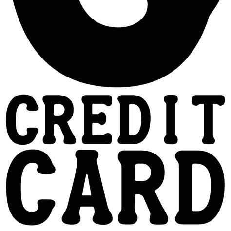 Credit Card Letter Font credit card k type