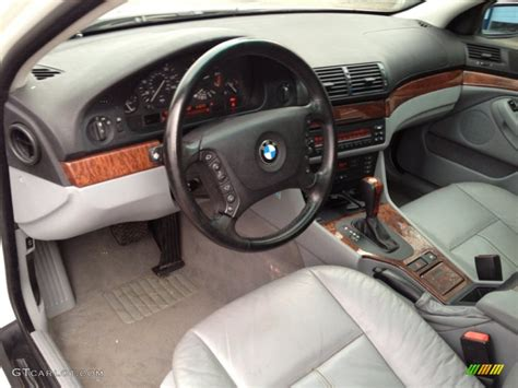 2002 bmw 5 series 525i sedan interior photos gtcarlot