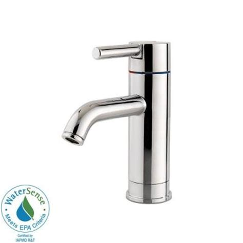 Home Depot Pfister Faucet by Pfister Contempra 4 In Centerset Single Handle Bathroom