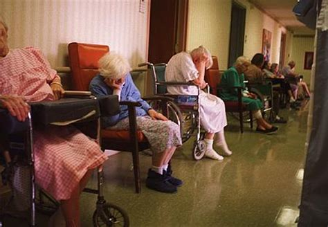 sociology age retirement homes