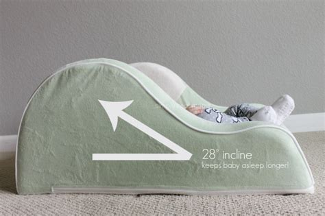 Angled Baby Sleeper by The Dex Day Dreamer Sleeper