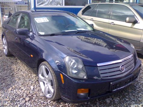 car engine manuals 2003 cadillac cts lane departure warning 2003 cadillac cts pics 3 2 gasoline fr or rr manual for sale