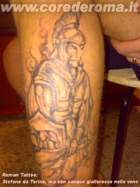 roman soldier tattoo the gallery for gt tattoos