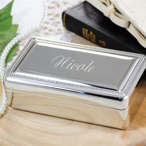 engravable gifts canada engraved jewelry box