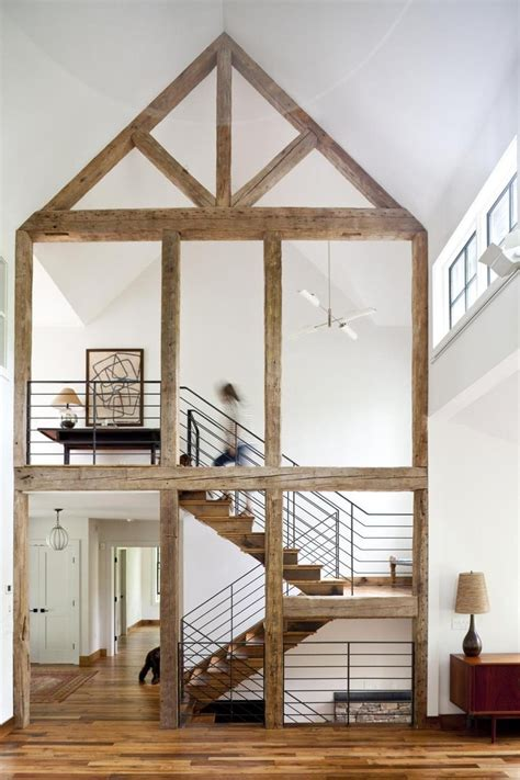 house frame expose your rusticity with exposed beams