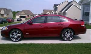 08 impala ss on 22s for the of my ss