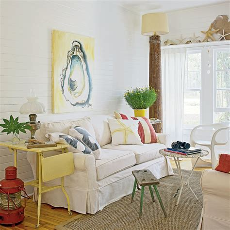 durable beach living room 20 beautiful beach cottages coastal cottages mix new with old 20 beautiful beach