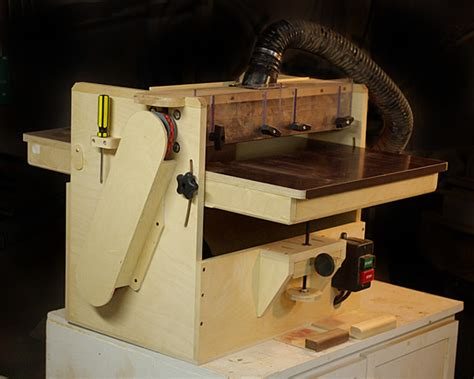 diy woodworking machines krtwood shop built drum sander mk2