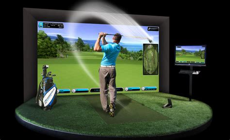best golf swing camera golf simulators products golfpark