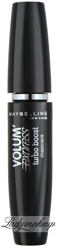 Maybelline Mascara Volume Express Turbo Boost maybelline volum express turbo boost mascara black