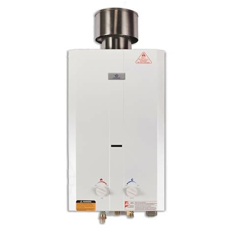 eccotemp tankless water heater propane eccotemp 2 6 gpm portable outdoor tankless water heater