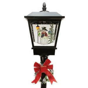Lamp Post Christmas Decorations » Home Design 2017
