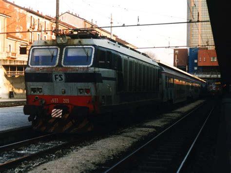 lecco porta garibaldi e633 209 mit r10584 porta garibaldi lecco auf