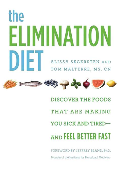 Elimination Diet Detox Phase by The Elimination Diet Whole Nutrition 174