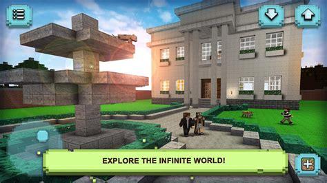 dream house craft design block building games apk