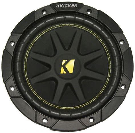 Speaker Subwoofer Acr 10 Inch kicker 8 quot inch comp 10c84 8 quot inch car audio subwoofer sub