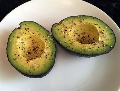 Plain Avocado by What I Actually Eat On The Low Carb High Ketogenic Diet
