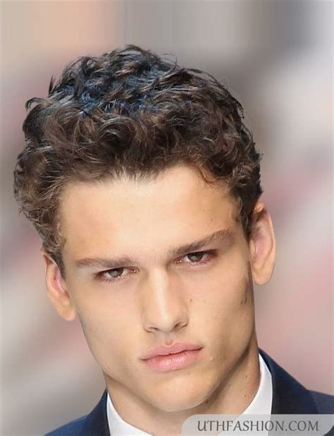 haircuts for boys with wavy hair mens hairstyles for short curly hair