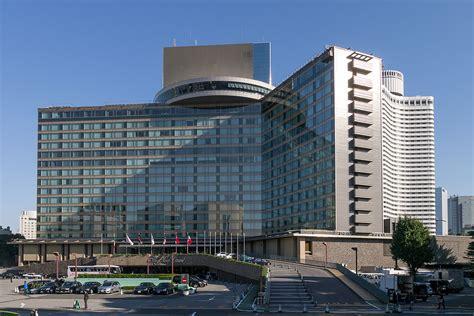 The New hotel new otani tokyo