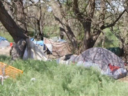 mojos backyard video the homeless tent city in google and facebook s
