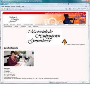 homepage mit eigener domain stadt wiehl musikschule der homburgischen gemeinden