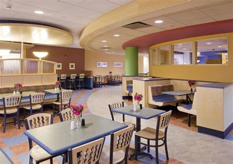 Camp Kitchen Design by Concord Hospital Cafeteria Milestone