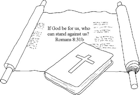 Romans 8 Coloring Page by Romans 5 Colouring Pages