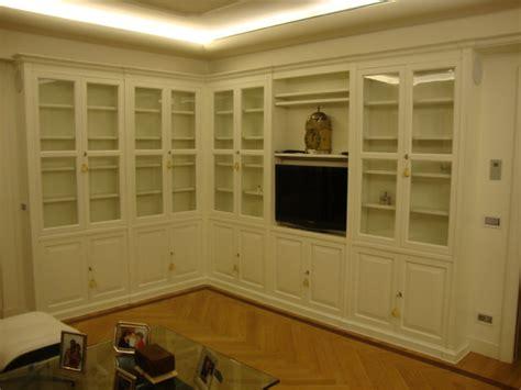 libreria in muratura libreria in muratura e legno progettazione arredamenti su