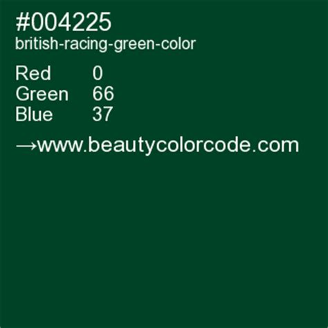 racing green 004225 hex color code green cyan green