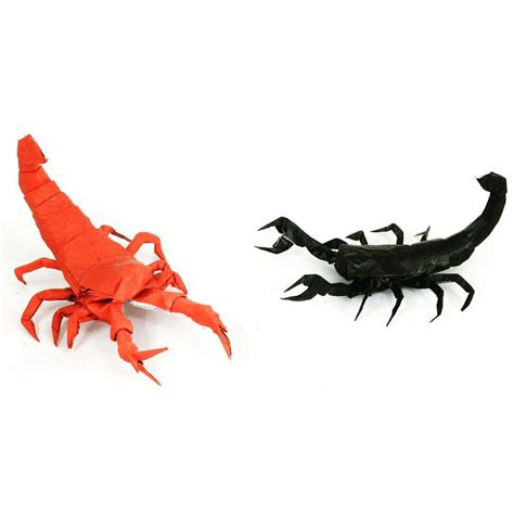 Origami Scorpion Tadashi Mori - tadashi mori vous apprend 224 faire votre propre vador