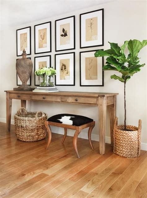 foyer eingangsbereich 34 stylish console tables for your entryway digsdigs