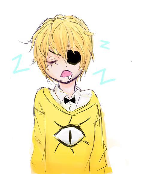 bill cipher anime bill cipher by albinoscorpion on deviantart