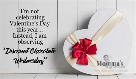 what day is valentines day this year i m not celebrating s day this year mommas