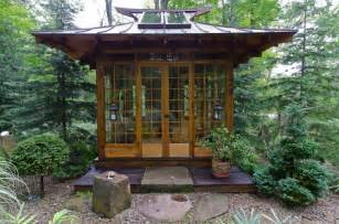 garden tea house designs home design and style