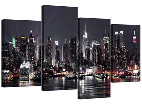 cuadro new york ikea canvas pictures of new york skyline for your living room