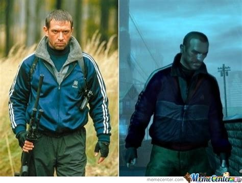 Meme And Nicko - niko bellic gta iv look a like by recyclebin meme center