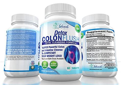 Do Detox Pills Work For Probation by Flush Pills For Weight Loss