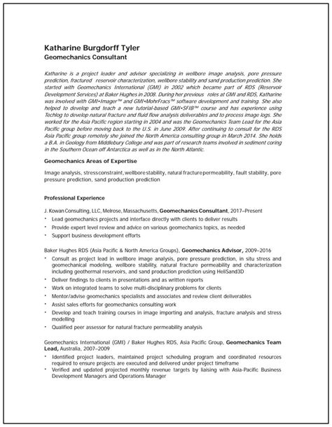 Resume For Mckinsey Sle by Sle Management Consulting Resume 28 Images Mckinsey