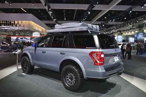 lbe ford ford expedition baja forged adventurer winks at raptor