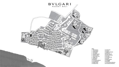 Fab Site Bulgaricom by Bulgari Resort Bali Bali Destination Wedding Venues