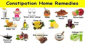constipation home remedies gds