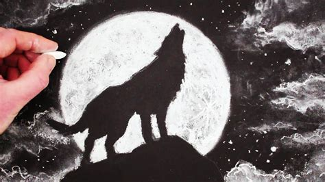 werewolf cave tutorial wolf howling at the moon wallpaper 66 images