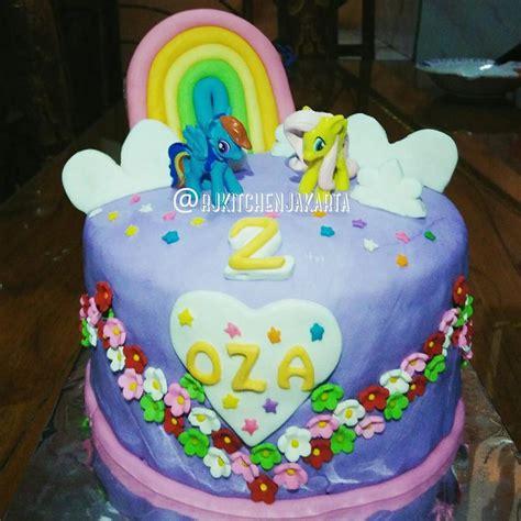 Kue Pony jual kue ulang tahun pony pony cake kue kuda
