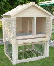 Homemade Rabbit Cages » Home Design 2017