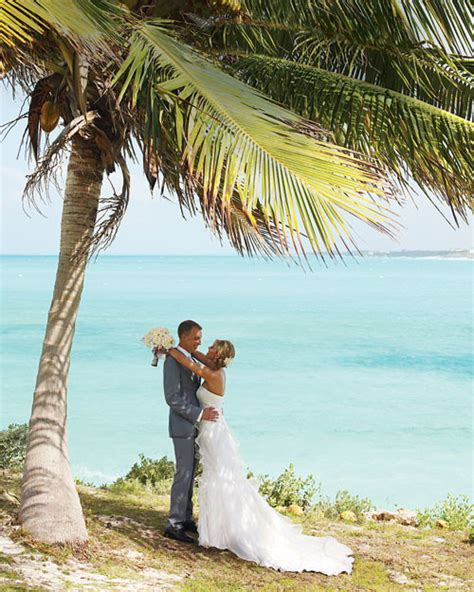 white  silver destination wedding   beach