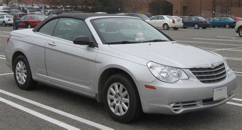 how it works cars 2008 chrysler sebring electronic toll collection file 08 chrysler sebring convertible 2 jpg wikimedia commons