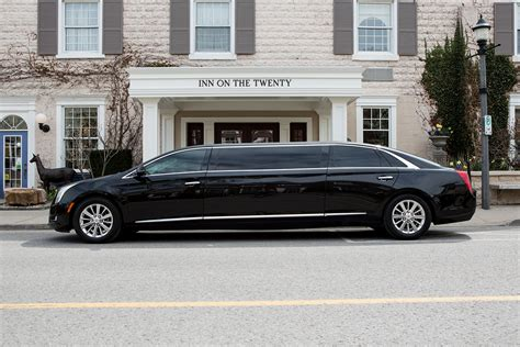 Cadillac Limo by 4 6 Passenger Stretch Cadillac Limo Dynasty Limousine