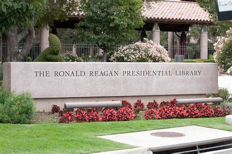 ronald presidential library and museum part 1 allthingsrobin