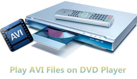 Avi Format On Dvd Player | dvd player won t play avi solution convert avi to dvd